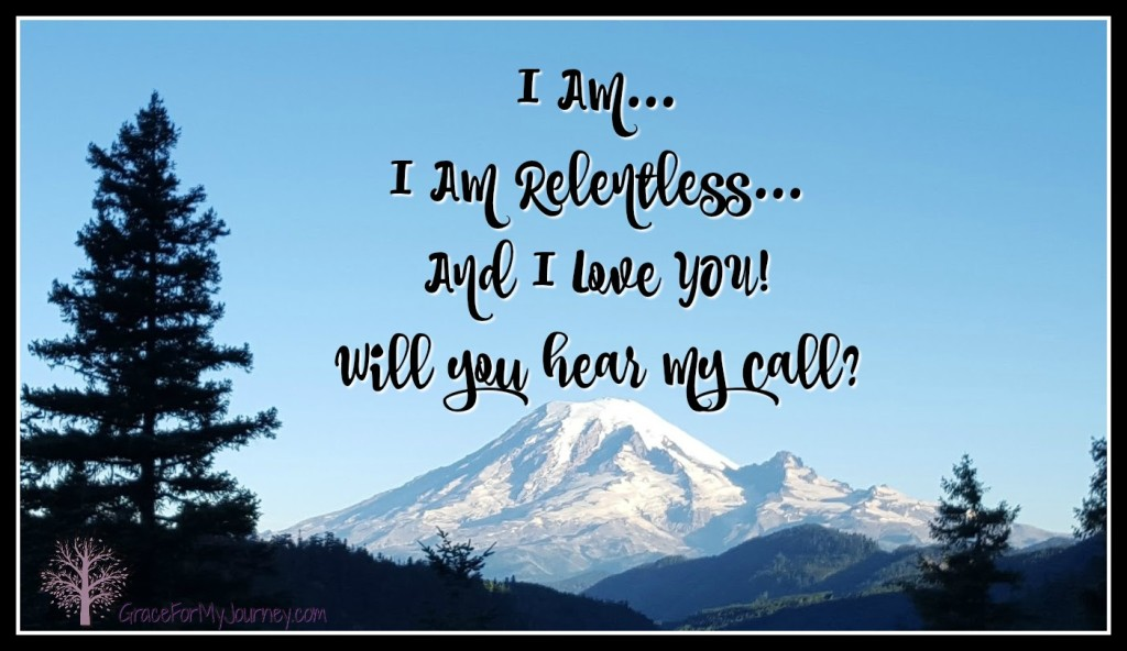 You Are the Passion of His Relentless Pursuit! Faith | God | Father | Love | Pursuit | Call