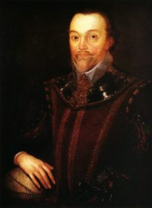 Sir Francis Drake | Under Drake's Flag | http://wp.me/p7eOvd-Ct